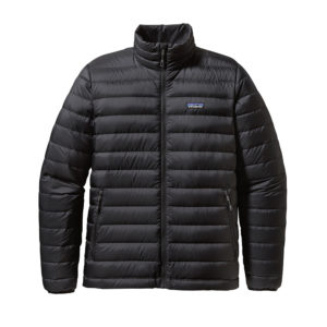 Patagonia - Manteau homme Down Sweater Noir front