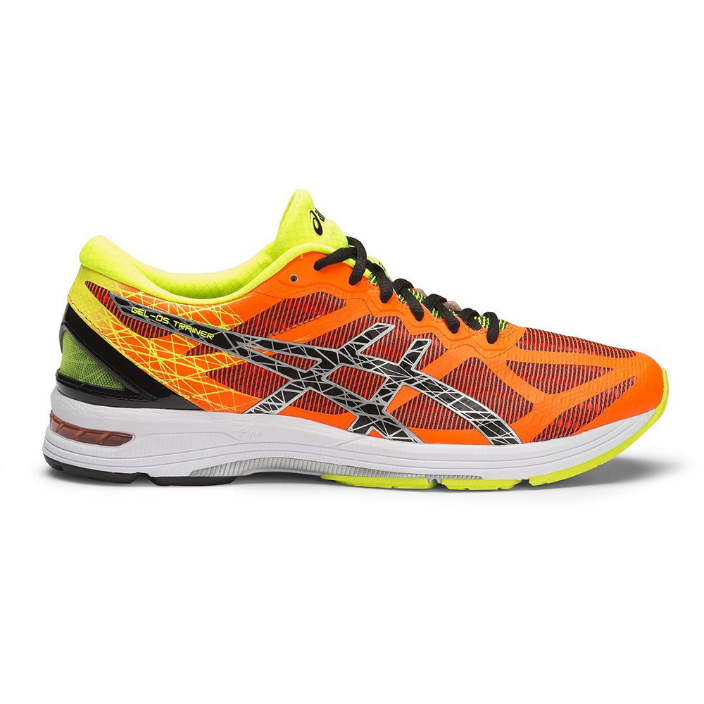 asics gel foundation 11 orange