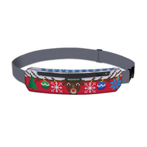 Amphipod-2342-12_Holiday-Belt_AirFlow-MicroStretchPlus-reindeer